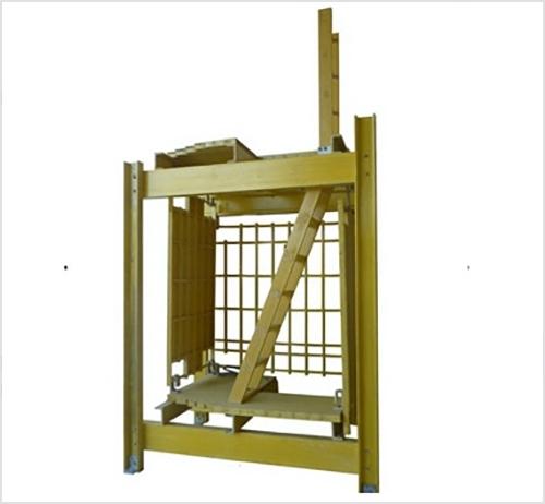 玻璃钢罐道简介--质量标准技术参数、技术标准、保险期限