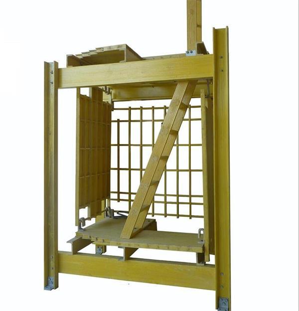 玻璃钢逃生梯子间