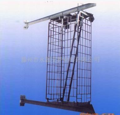 模压型玻璃钢梯子间