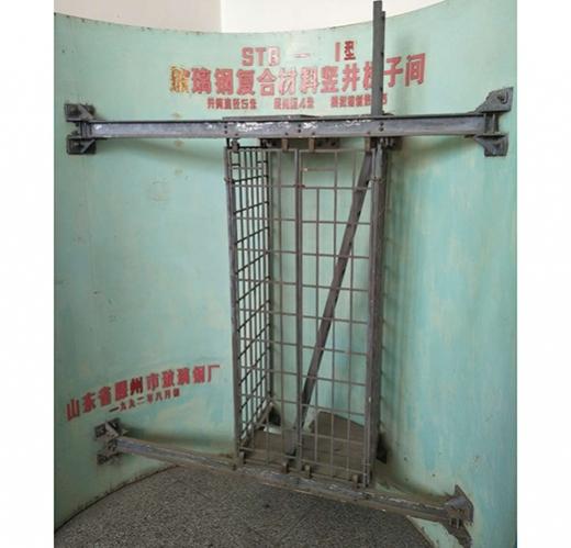 竖井玻璃钢梯子间