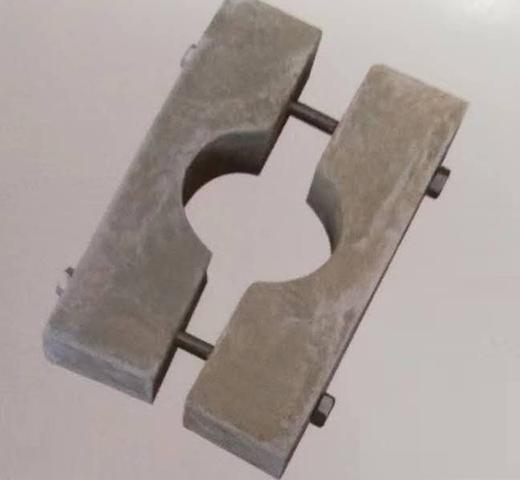 玻璃钢电缆卡块