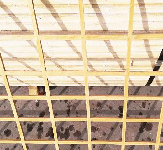 玻璃钢梯子间格栅