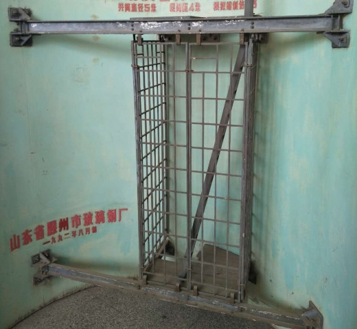 风井玻璃钢梯子间